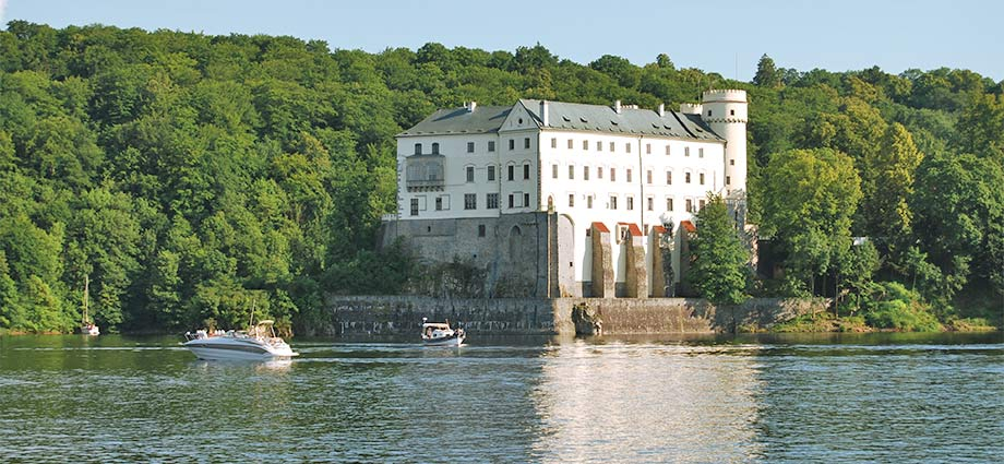 Das Schloss Orlik