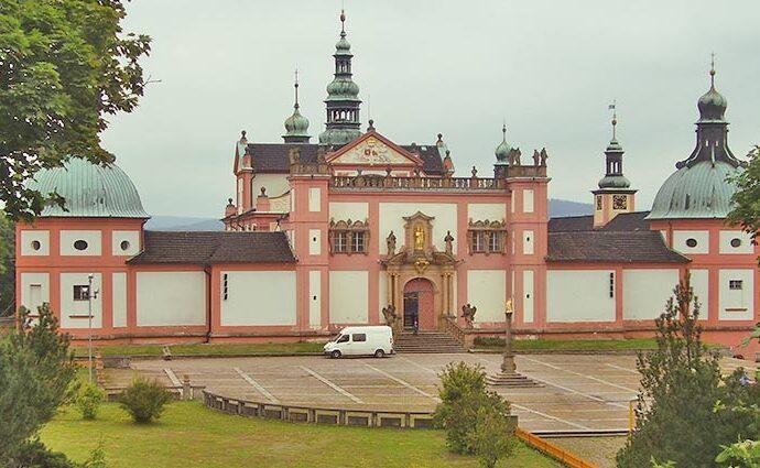 Das Kloster Svata Hora